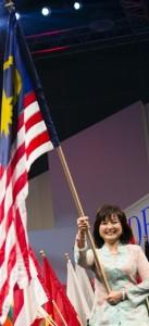 Jenny malaysia flag